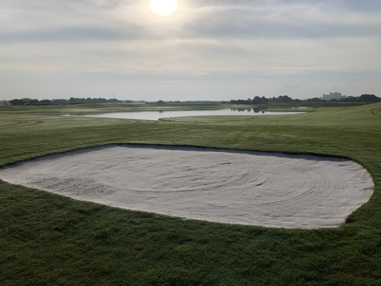 Champions Gate Country Club Bunker